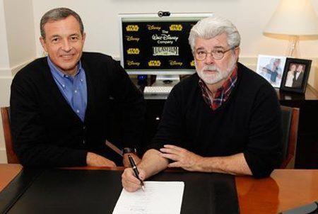 George Lucas si ritira e vende la LucasFilm a Disney. Star Wars 7 nel 2015!