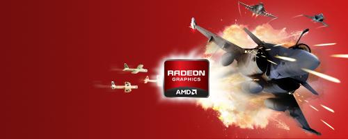 AMD Vision confronto prestazioni nei giochi e video FullHD