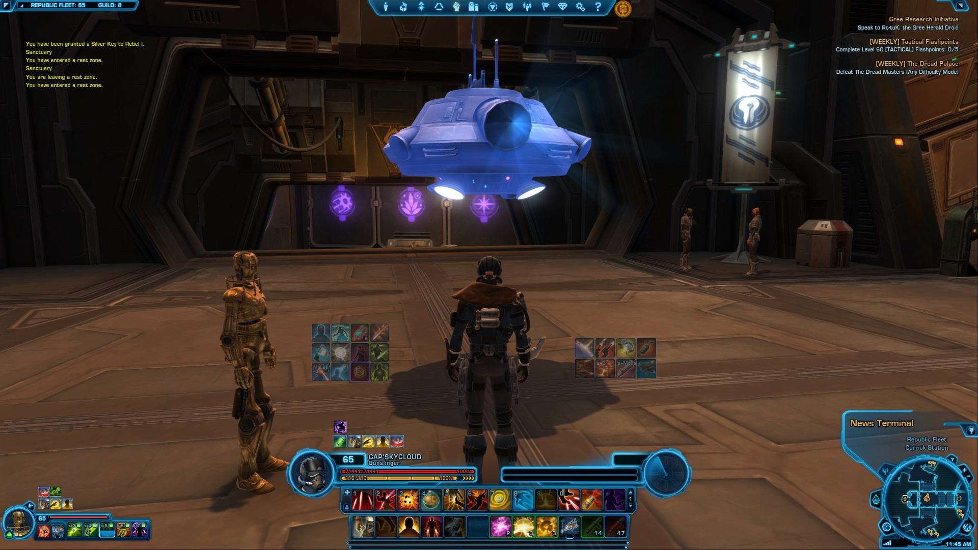 Relics of The Gree SWTOR: dove iniziare