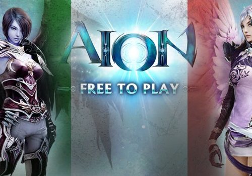 AION Free to Play – Un divertente e immediato gioco online in italiano