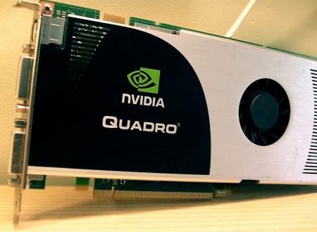 Quadro FX 3700 CUDA e videogaming