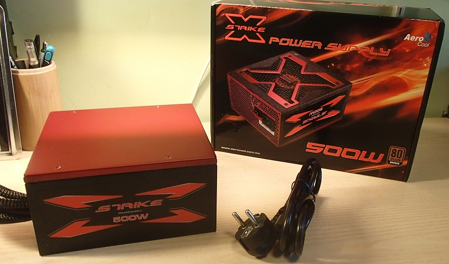 Aerocool Strike-X 500W