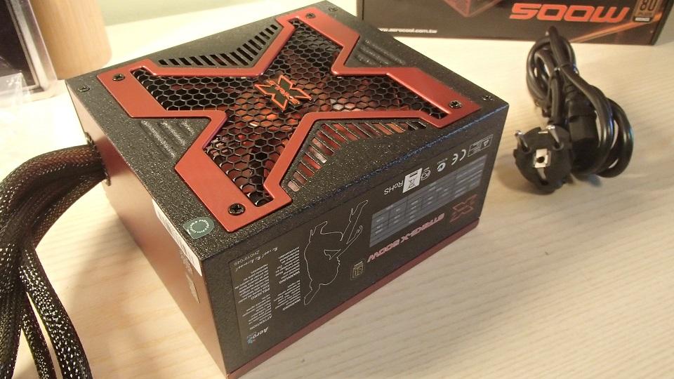 Strike-X 500 Gaming PSU
