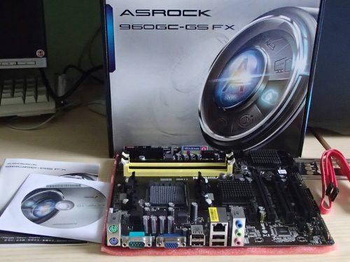 ASRock 960GC-GS FX Recensione: miglior motherboard AMD per upgrade?