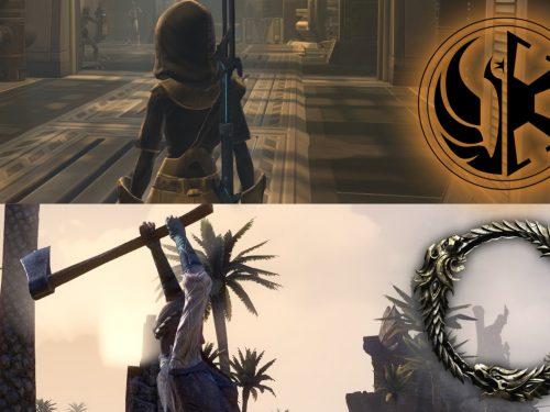 SWTOR e ESO: MMORPG per chi brama esplorazione di mondi lontani e avventura
