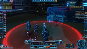 swtor no trace left guida