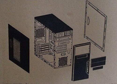 Antek VSK3000E | Recensione: il miglior case mid tower ultra economico?