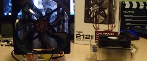 Cooler master hyper 212evo