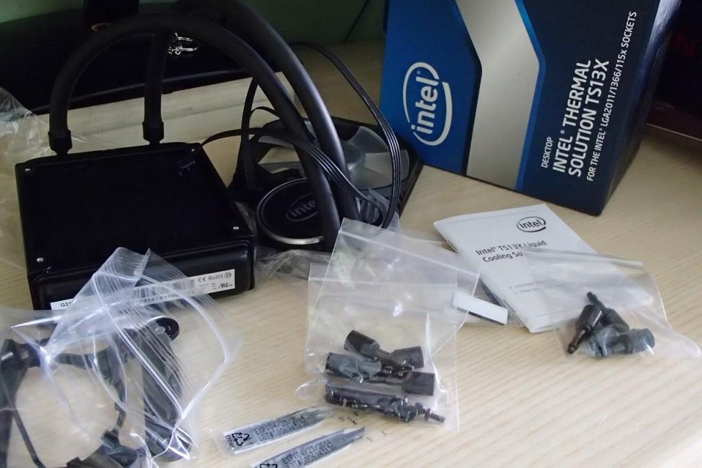 Intel TS13X recensione