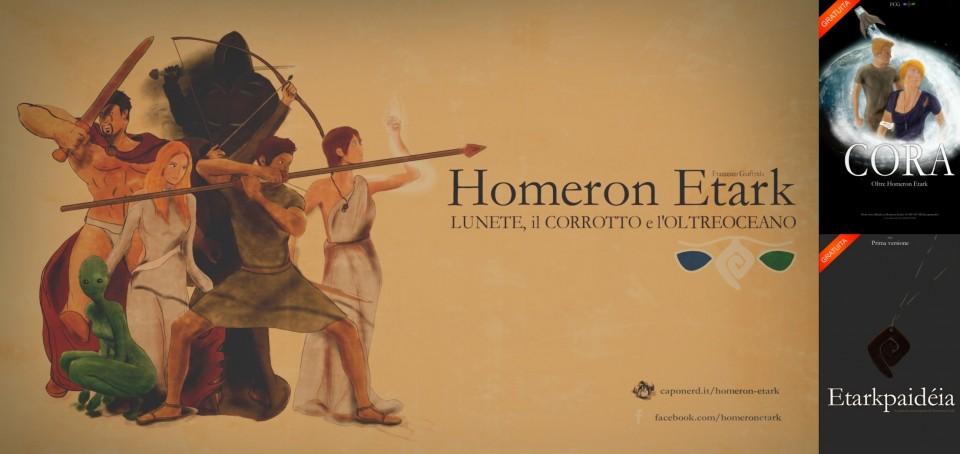Homeron Etark, Cora, Etarkpaidéia