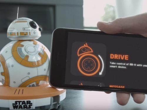 Il robot che tutti i fan di Star Wars potranno avere: BB-8 di Go Sphero