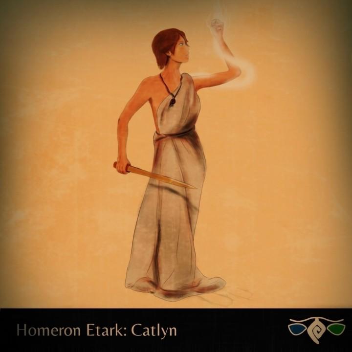 Catlyn di Homeron Etark