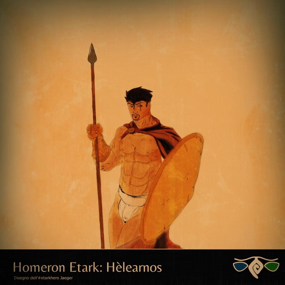 Hèlearnos di Homeron Etark