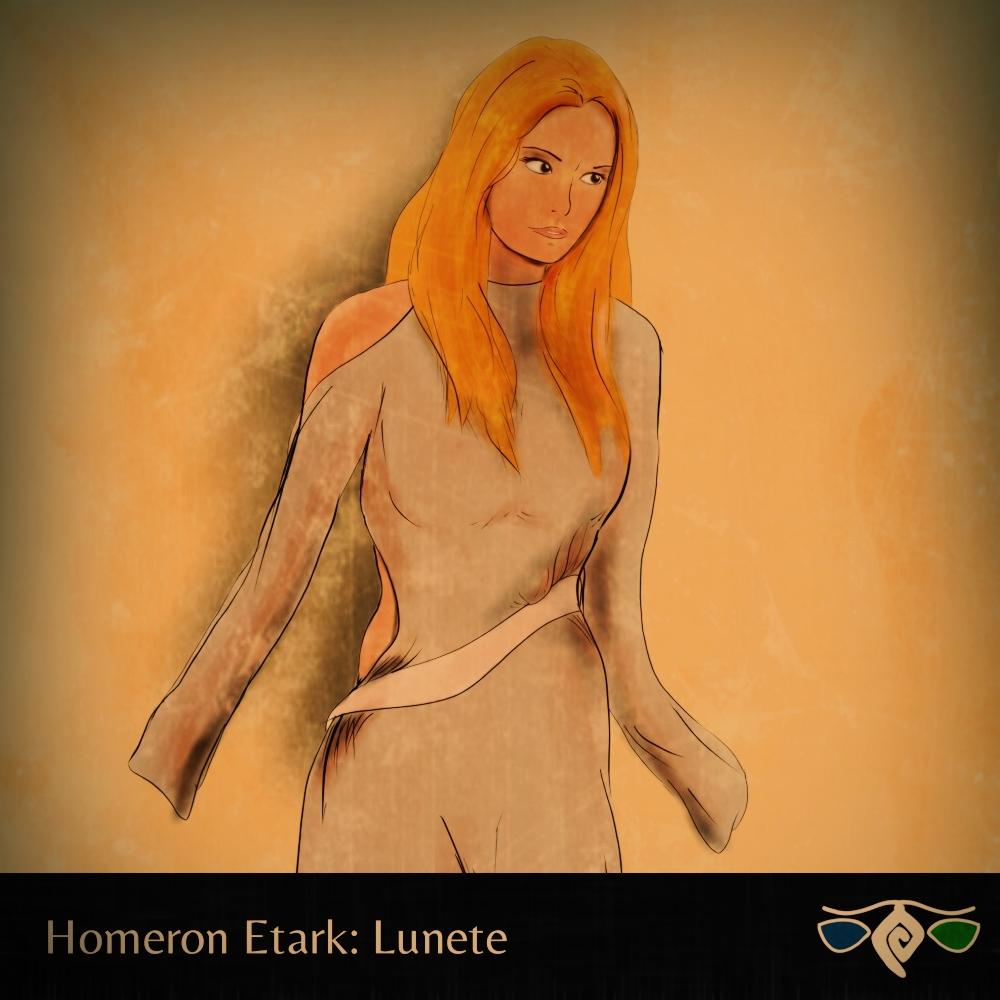 Lunete di Homeron Etark