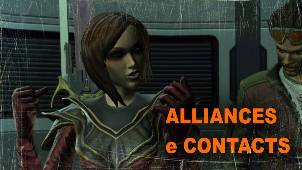Guida Alliances SWTOR