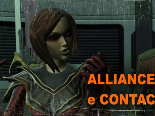 Fallen Empire: guida ai nuovi companions Alliance & Contacts