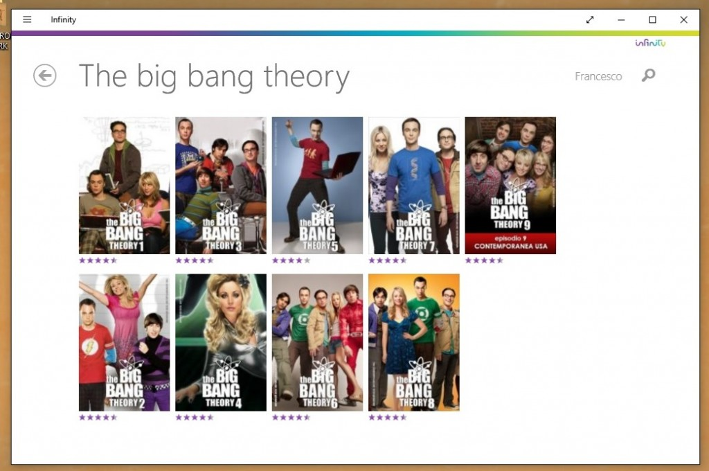 Recensione Infinity: The Big Bang Theory