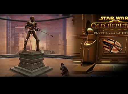 Natale nella galassia: reward per l'anniversario e capitolo bonus da giocare come HK-55