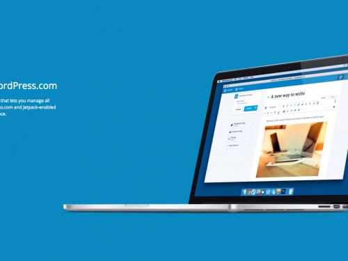 WordPress app (ufficiale) per Mac e Windows 10: scrivere sul proprio blog è… comodo