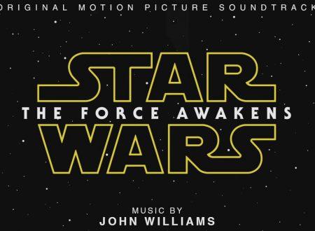 La musica del Risveglio della Forza, del Maestro John Williams, ascoltabile online sui canali ufficiali