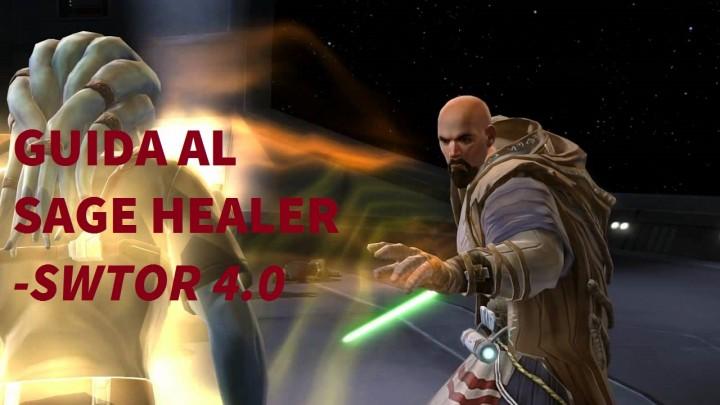 Guida Sage Healer SWTOR