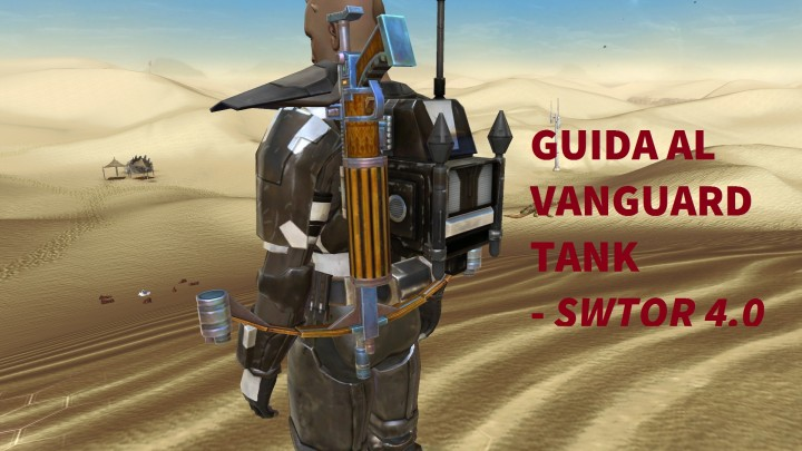 Guida al Vanguard Tank