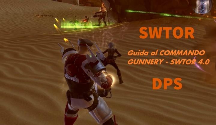 Guida al commando gunnery