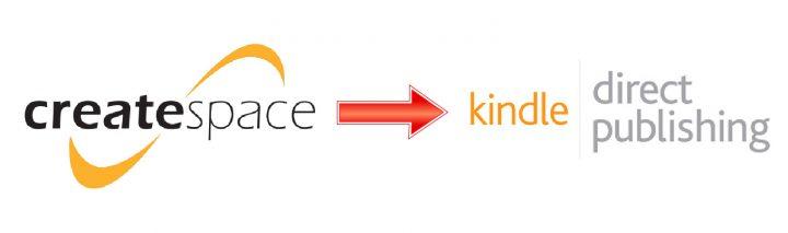 Da Createspace a Amazon KDP