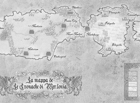 """Fantasy demenziale """"Le Cronache di Merlonia""""  di M. Famularo e G. Sorrentino. Divertente è dire poco."""