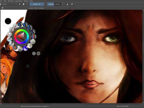 Krita | Guida al programma gratuito di disegno, digital painting e fotoritocco!