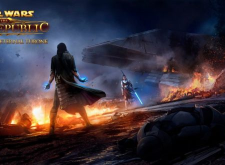 Knights of the Eternal Throne (Espasione che seguirà Fallen Empire) e resoconto di cinque anni in SWTOR