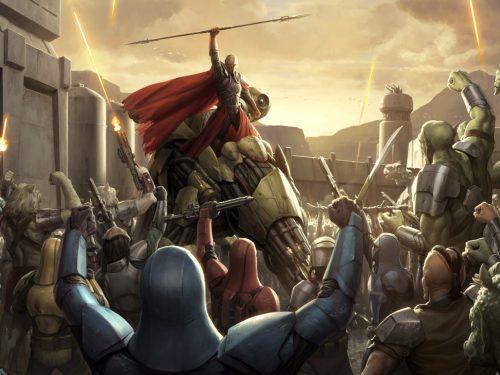 La storia prima di The Old Republic: dal primo Imperatore alle Guerre Mandaloriane (5113 – 3976 BBY)