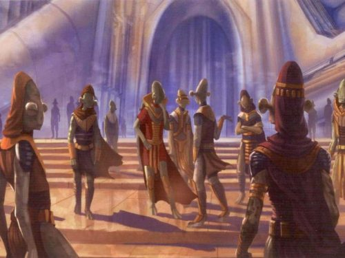 La storia prima di The Old Republic: dall'Impero Infinito all'ascesa dei Jedi (30.000 – 25.783 BBY)