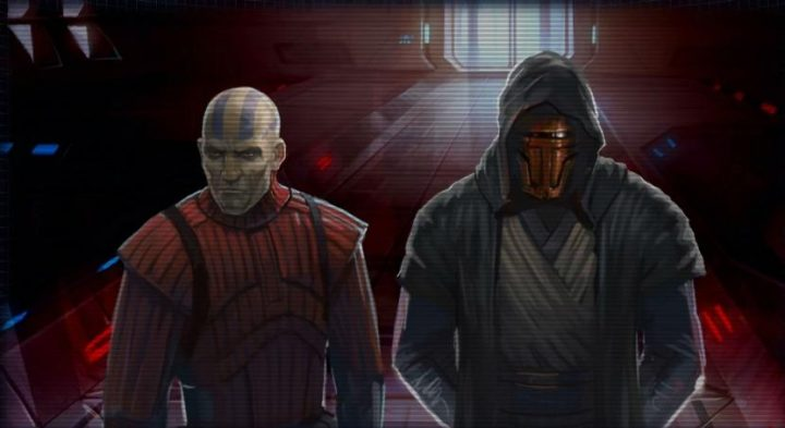 Revan e Malak Jedi