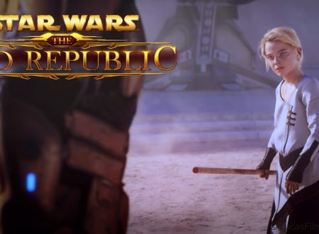 Star Wars Knights of The Eternal Throne | Trailer e data di uscita