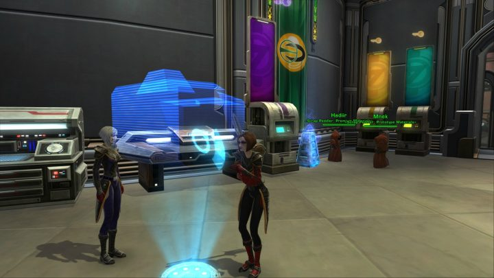 SWTOR Housing strongholds