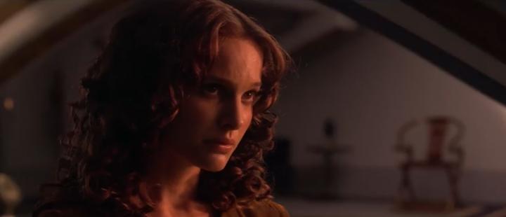 Il miglior film Star Wars (foto Episodio III, Natalie Portman)