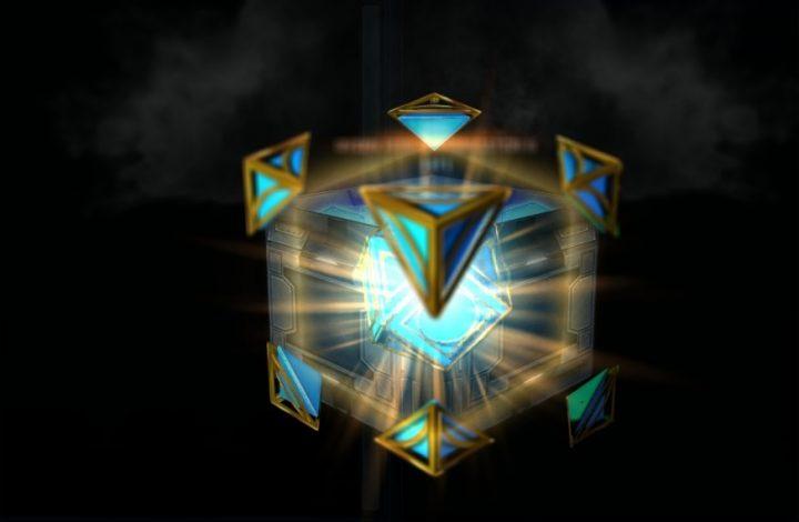 SWTOR Maintenance - Big chance cube