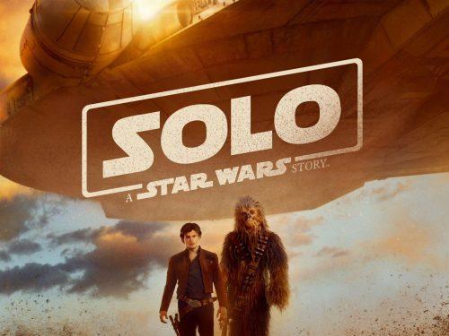 Recensione e poster del film Solo: A Star Wars Story