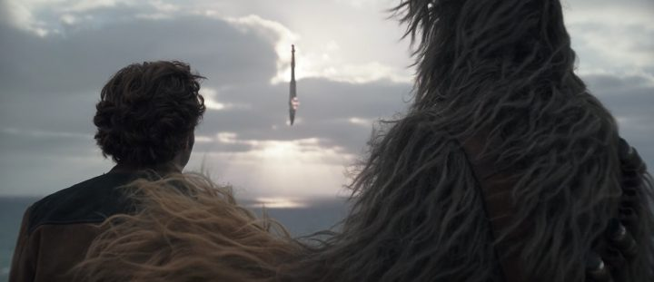 Solo and Chewbie 2