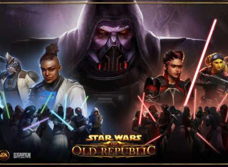 Cosa mi aspetto da BioWare e Star Wars The Old Republic nel 2019