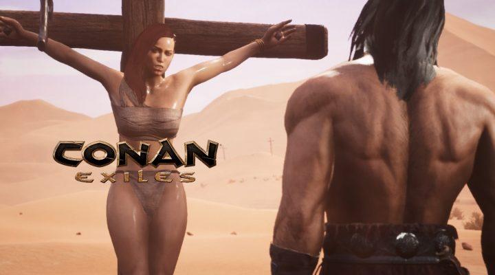 Conan Exiles - Intro
