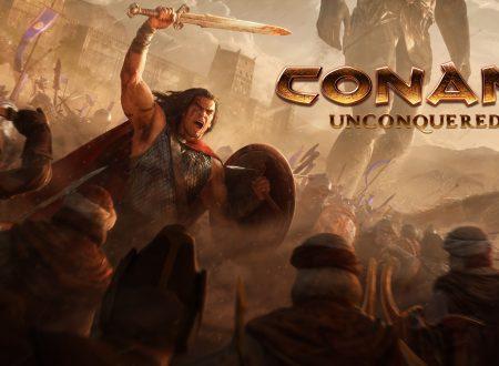 Conan Unconquered: semplice, survival e strategico nel senso classico