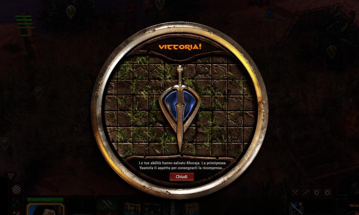 Conan Unconquered - Vittoria