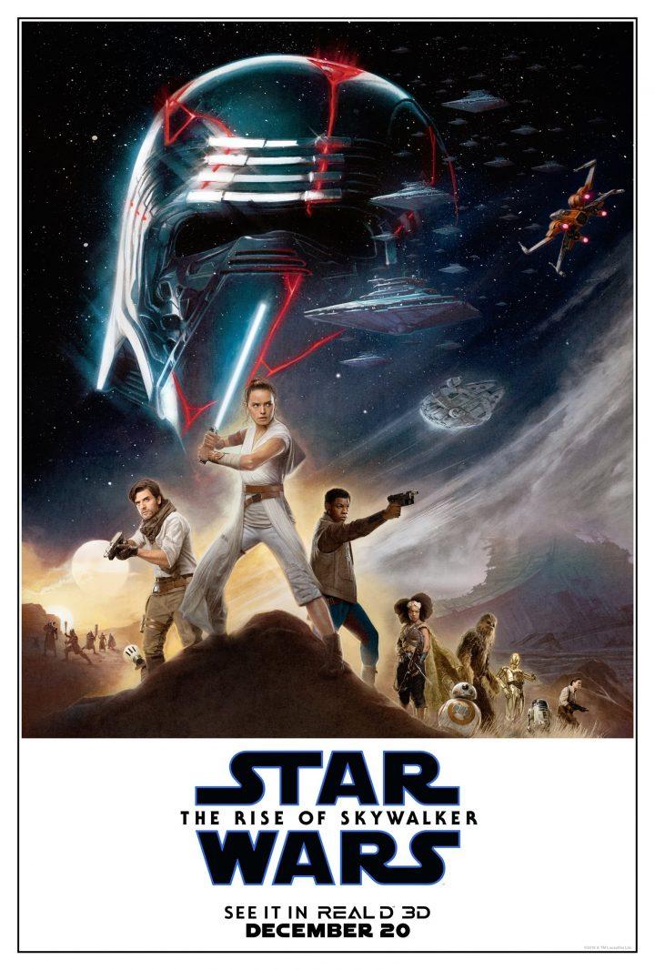 Star Wars IX - Locandina