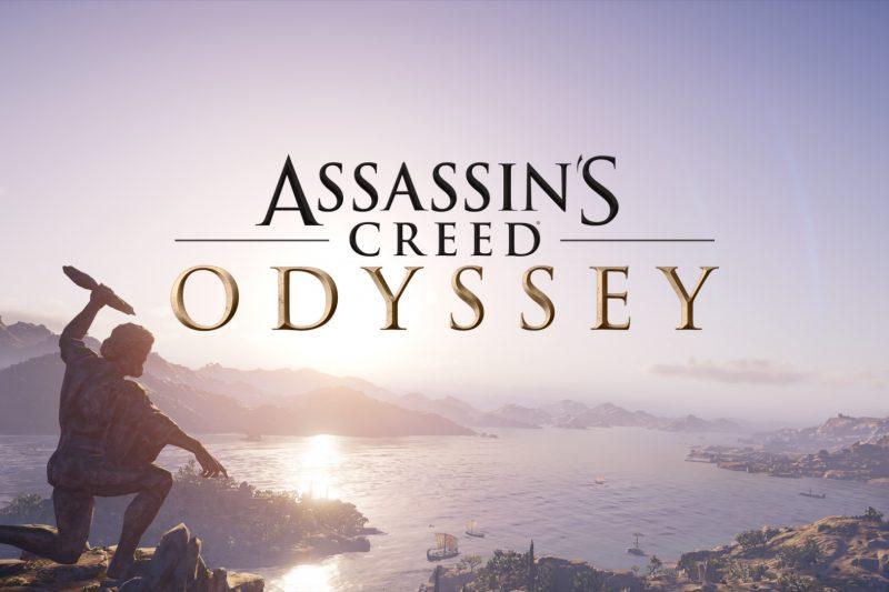 Un videogioco sulla mitologia classica per appassionati dell'Antica Grecia | Assassin's Creed Odyssey