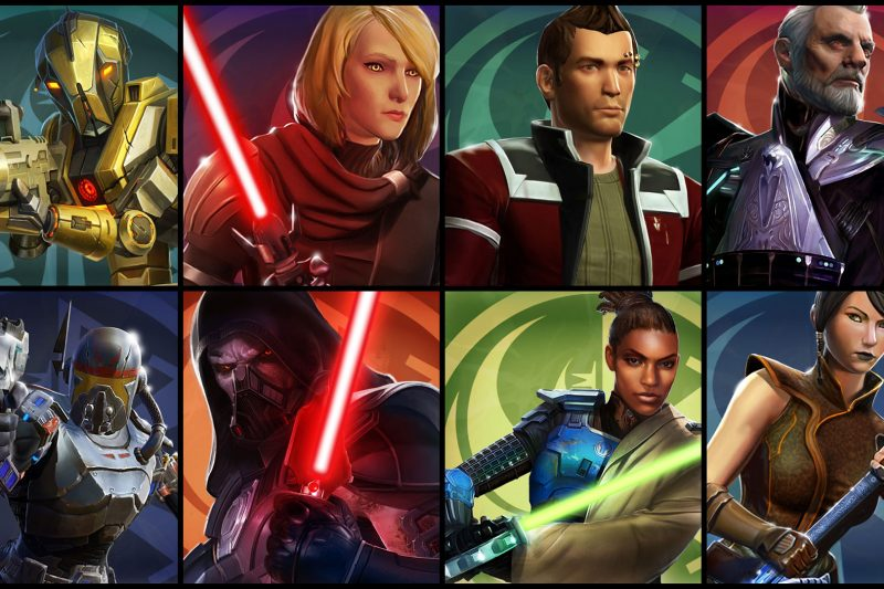Ora su Steam arriva Star Wars The Old Republic, con achievements, carte e sfondi a quasi nove anni dall'uscita!